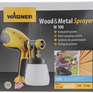 wagner woodmetal sprayer W100